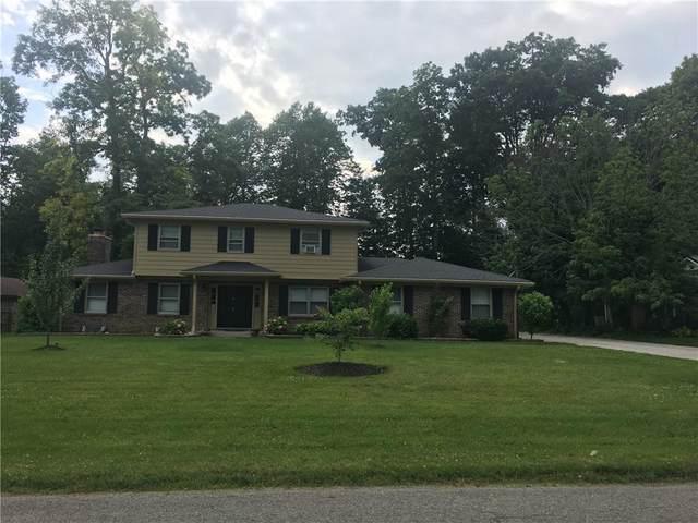 1614 Bowman Drive, Greenfield, IN 46140 (MLS #21795445) :: Heard Real Estate Team | eXp Realty, LLC