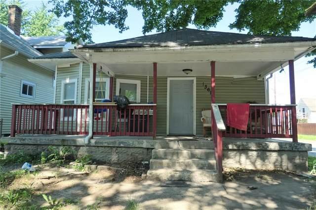 1368 N Gale Street, Indianapolis, IN 46201 (MLS #21795446) :: Heard Real Estate Team | eXp Realty, LLC