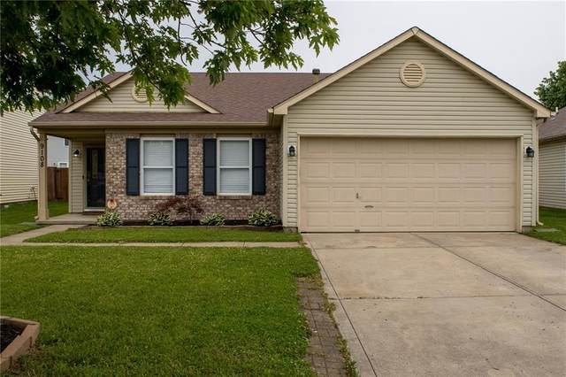 9108 Stones Bluff Lane, Camby, IN 46113 (MLS #21795449) :: Richwine Elite Group