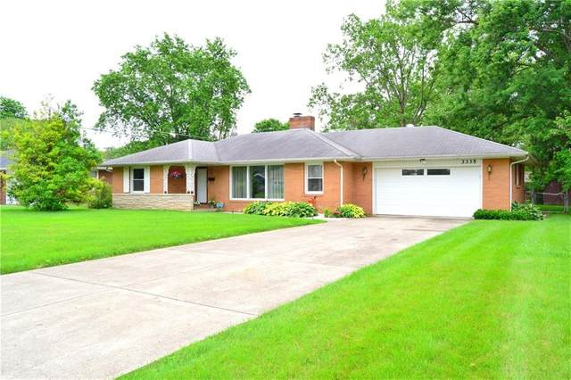 3335 Redwood Road, Anderson, IN 46011 (MLS #21795458) :: Mike Price Realty Team - RE/MAX Centerstone