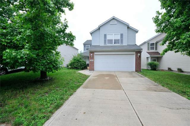 9146 Allegro Drive, Indianapolis, IN 46231 (MLS #21795486) :: AR/haus Group Realty