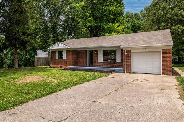 2310 Sunnyside Drive, Anderson, IN 46013 (MLS #21795494) :: Mike Price Realty Team - RE/MAX Centerstone