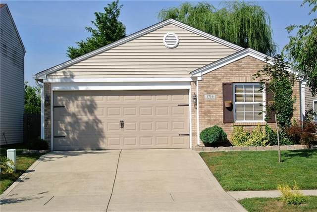 1716 Feather Reed Lane, Greenwood, IN 46143 (MLS #21795511) :: Mike Price Realty Team - RE/MAX Centerstone
