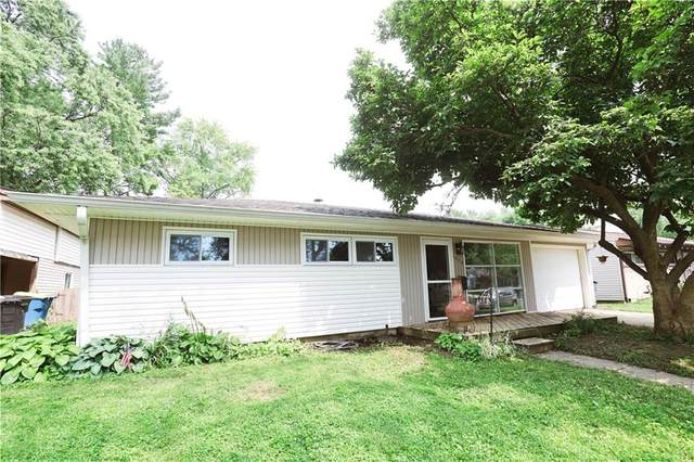 4839 N Katherine Drive, Indianapolis, IN 46226 (MLS #21795517) :: The Indy Property Source