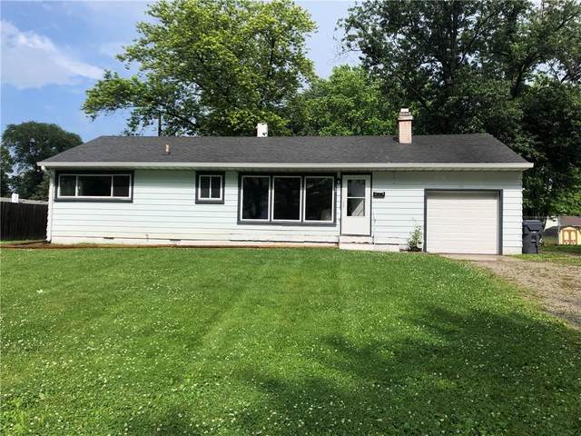 22 Crescent Court, Chesterfield, IN 46017 (MLS #21795522) :: Mike Price Realty Team - RE/MAX Centerstone