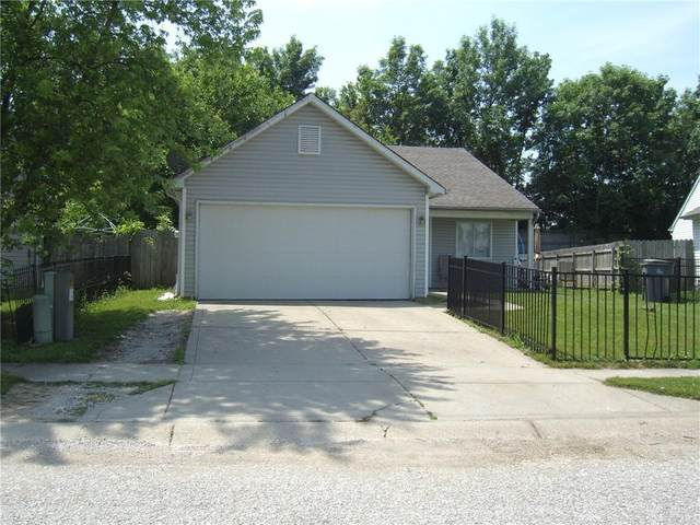 2027 E Werges Avenue, Indianapolis, IN 46237 (MLS #21795550) :: Mike Price Realty Team - RE/MAX Centerstone