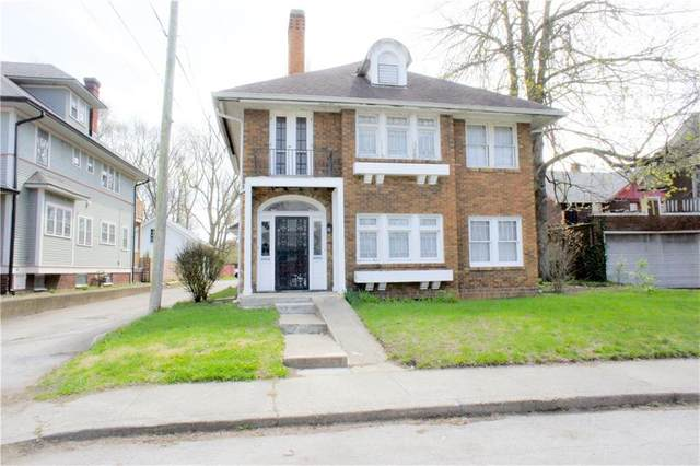 711 E 33rd Street, Indianapolis, IN 46205 (MLS #21795560) :: Heard Real Estate Team | eXp Realty, LLC