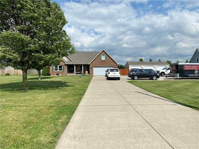 8624 N Mechanicsburg Road, Middletown, IN 47356 (MLS #21795563) :: Heard Real Estate Team | eXp Realty, LLC
