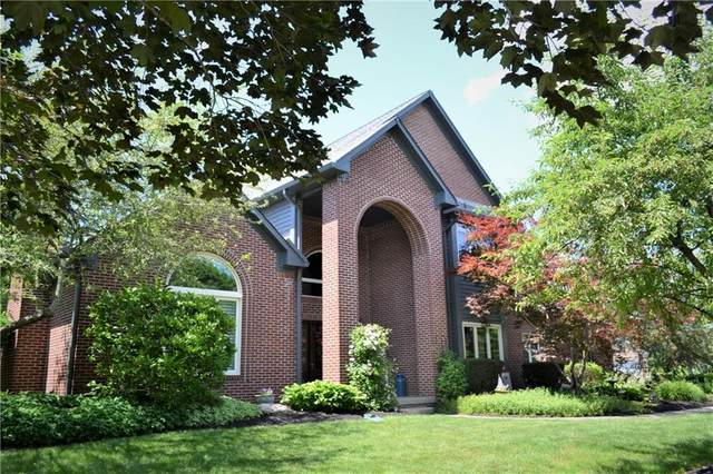 6052 White Ash Court, Avon, IN 46123 (MLS #21795575) :: Anthony Robinson & AMR Real Estate Group LLC