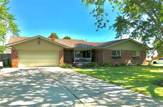 5616 E Us Highway 40, Greenfield, IN 46140 (MLS #21795578) :: The Evelo Team