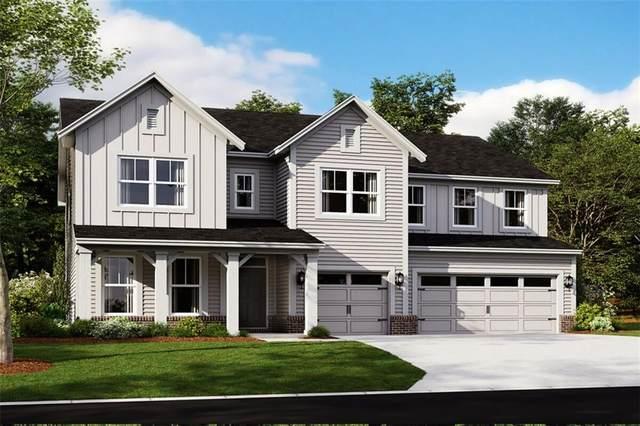 4943 Citadel Drive, Noblesville, IN 46062 (MLS #21795582) :: Dean Wagner Realtors