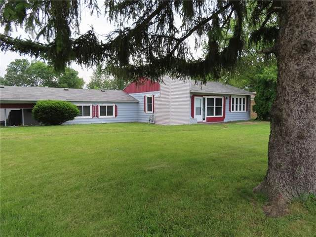 2443 E State Road 38, New Castle, IN 47362 (MLS #21795585) :: Mike Price Realty Team - RE/MAX Centerstone