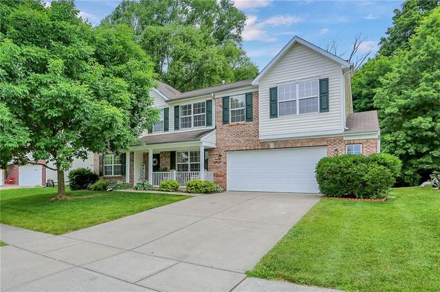 5850 Bonneville Way, Indianapolis, IN 46237 (MLS #21795611) :: Mike Price Realty Team - RE/MAX Centerstone