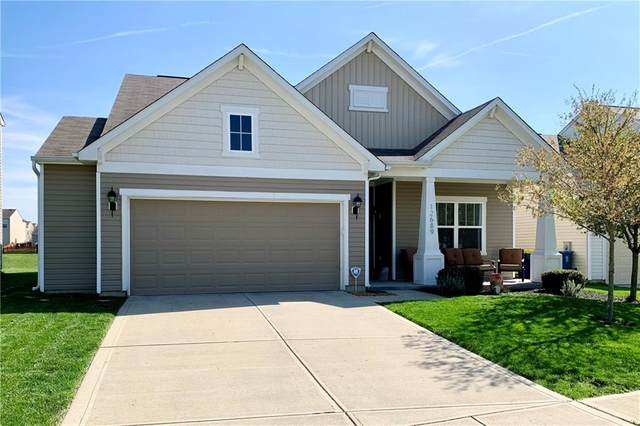 12689 Antigua Drive, Noblesville, IN 46060 (MLS #21795620) :: Mike Price Realty Team - RE/MAX Centerstone