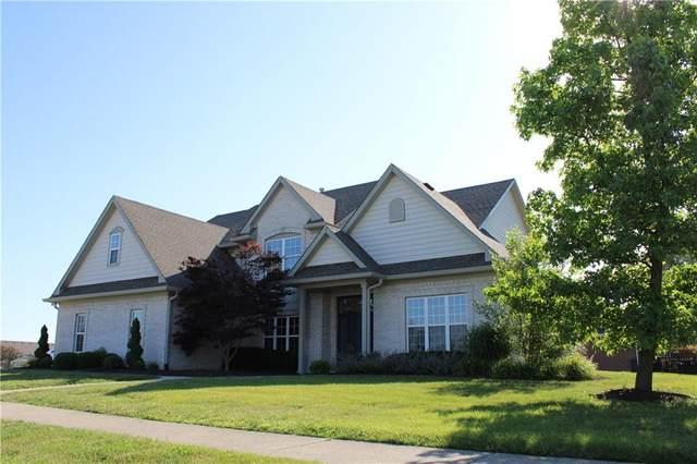 6411 Crystal Ridge Circle, Indianapolis, IN 46259 (MLS #21795622) :: Anthony Robinson & AMR Real Estate Group LLC