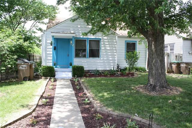 2220 Union Street, Columbus, IN 47201 (MLS #21795633) :: Anthony Robinson & AMR Real Estate Group LLC