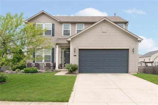 7914 Hosta Drive, Camby, IN 46113 (MLS #21795647) :: Mike Price Realty Team - RE/MAX Centerstone