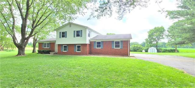 7109 W Farmdale Drive, Daleville, IN 47334 (MLS #21795648) :: Anthony Robinson & AMR Real Estate Group LLC