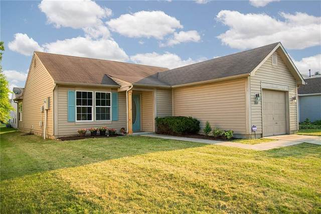 10609 Northern Dancer Drive, Indianapolis, IN 46234 (MLS #21795649) :: Mike Price Realty Team - RE/MAX Centerstone