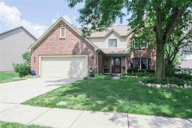 5104 Trull Brook Drive, Noblesville, IN 46062 (MLS #21795652) :: Pennington Realty Team