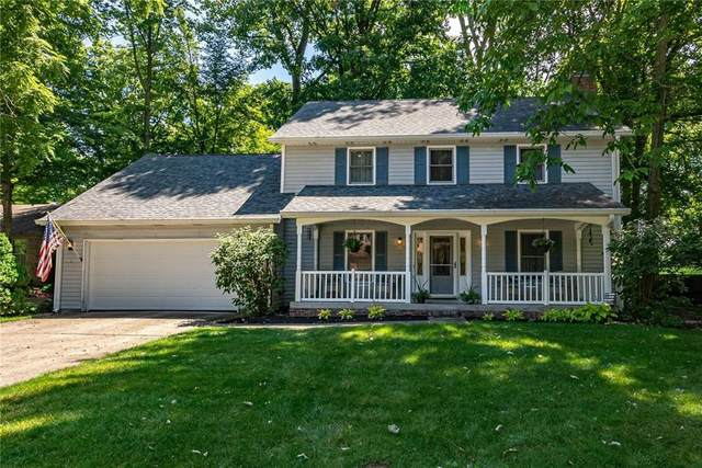 2409 Lincoln Drive, Cicero, IN 46034 (MLS #21795663) :: Pennington Realty Team