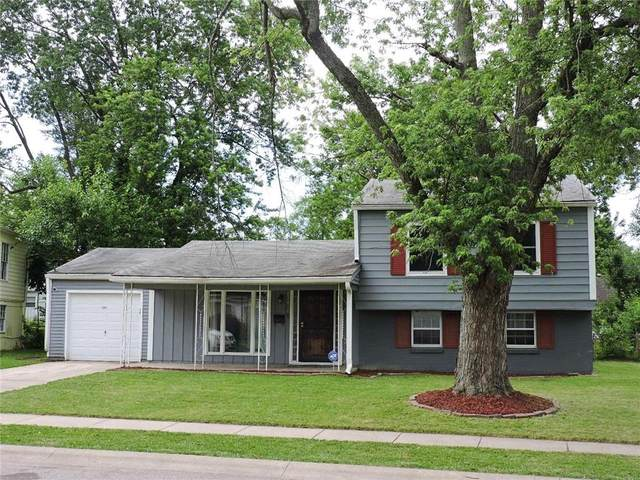 8241 E Wysong Drive, Indianapolis, IN 46219 (MLS #21795681) :: AR/haus Group Realty