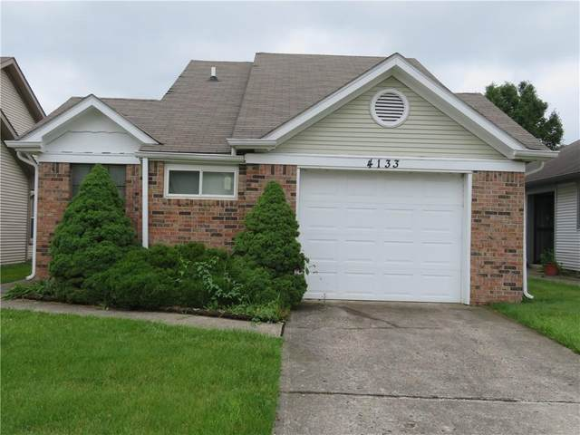4133 Eagle Cove East Drive, Indianapolis, IN 46254 (MLS #21795715) :: AR/haus Group Realty