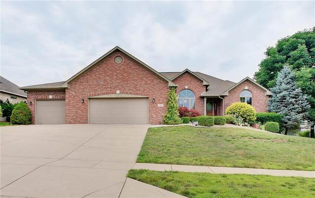 2560 Forest Hills Boulevard, Greenwood, IN 46143 (MLS #21795755) :: Anthony Robinson & AMR Real Estate Group LLC