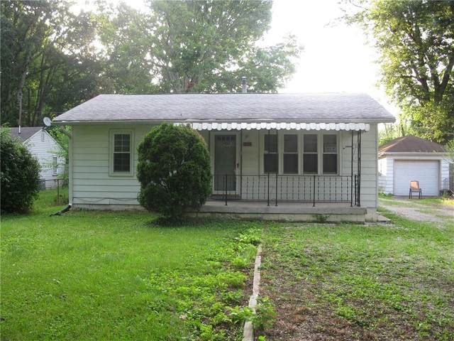 259 Burke Avenue, Indianapolis, IN 46234 (MLS #21795804) :: Mike Price Realty Team - RE/MAX Centerstone