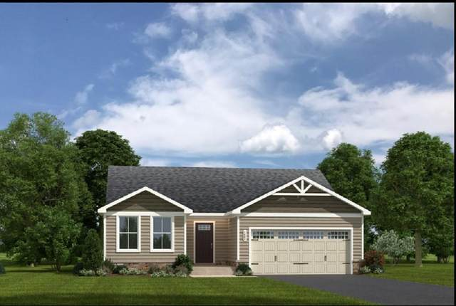 9838 Hulton Road, Pendleton, IN 46064 (MLS #21795805) :: The Indy Property Source