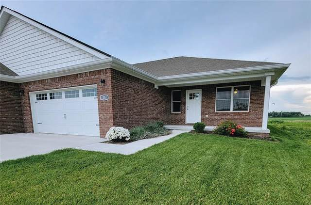 26 Shadow Wood Drive, Crawfordsville, IN 47933 (MLS #21795816) :: The Indy Property Source