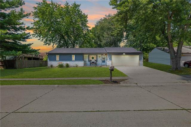 1444 Countryside Lane, Indianapolis, IN 46231 (MLS #21795851) :: Dean Wagner Realtors