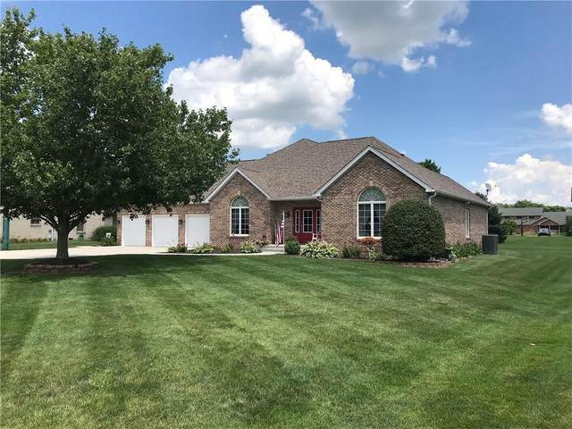 6150 S Fox Court, Pendleton, IN 46064 (MLS #21795854) :: Mike Price Realty Team - RE/MAX Centerstone