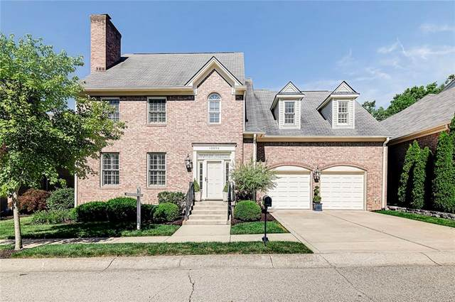 13572 Kensington Place, Carmel, IN 46032 (MLS #21795857) :: Mike Price Realty Team - RE/MAX Centerstone