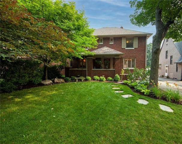 214 Buckingham Drive, Indianapolis, IN 46208 (MLS #21795864) :: Mike Price Realty Team - RE/MAX Centerstone