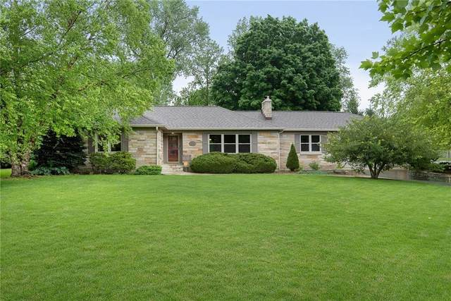 8501 N College Avenue, Indianapolis, IN 46240 (MLS #21795871) :: Mike Price Realty Team - RE/MAX Centerstone