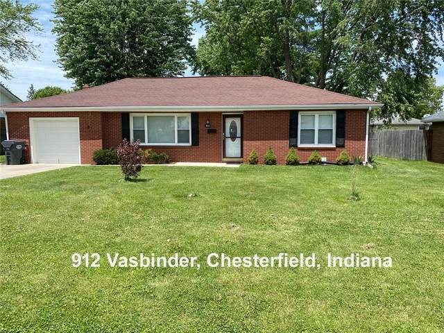 912 Vasbinder Drive, Chesterfield, IN 46017 (MLS #21795882) :: Mike Price Realty Team - RE/MAX Centerstone