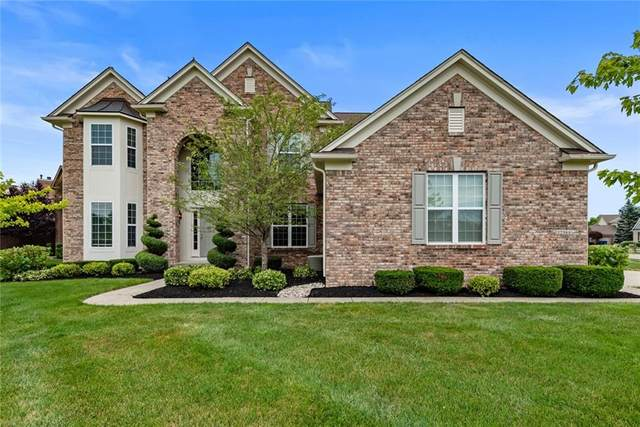 12566 Duval Drive, Fishers, IN 46037 (MLS #21795886) :: AR/haus Group Realty