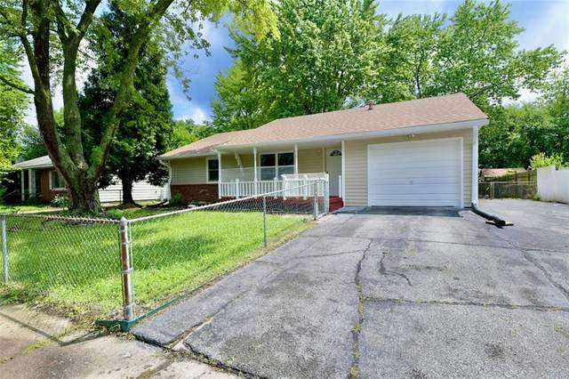 221 Greenlee Drive, Indianapolis, IN 46234 (MLS #21795958) :: AR/haus Group Realty