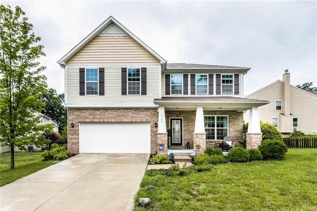 4740 Ladywood Bluff Drive, Indianapolis, IN 46226 (MLS #21795964) :: Mike Price Realty Team - RE/MAX Centerstone