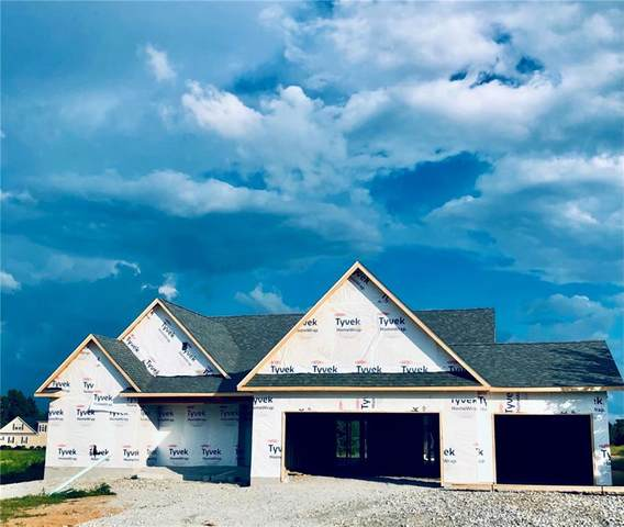 806 Spyglass Hill Drive, Bedford, IN 47421 (MLS #21795972) :: Mike Price Realty Team - RE/MAX Centerstone