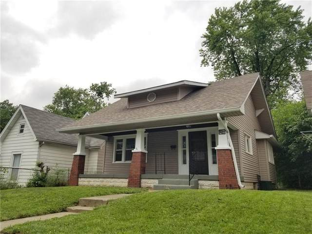 2908 Meredith Avenue, Indianapolis, IN 46201 (MLS #21795987) :: Pennington Realty Team