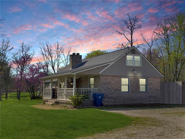 8608 Camby Road, Camby, IN 46113 (MLS #21795999) :: Mike Price Realty Team - RE/MAX Centerstone
