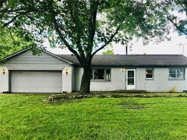 918 W 1080 N, Fountaintown, IN 46130 (MLS #21796012) :: Anthony Robinson & AMR Real Estate Group LLC