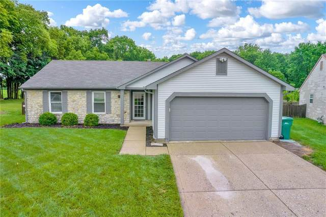 3776 Cardiff Court, Indianapolis, IN 46234 (MLS #21796030) :: Mike Price Realty Team - RE/MAX Centerstone