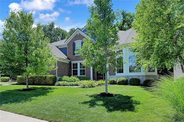 633 Featherstone Drive, Westfield, IN 46074 (MLS #21796044) :: Ferris Property Group