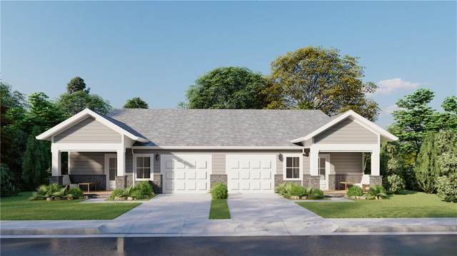 2517 & 2519 Walker Place, Indianapolis, IN 46203 (MLS #21796046) :: Pennington Realty Team