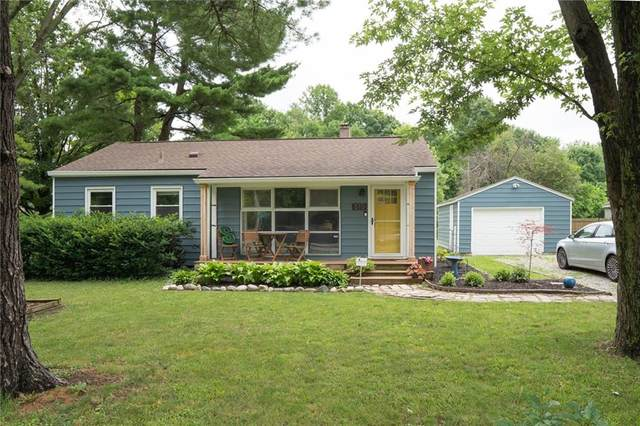 510 Arthur Drive, Indianapolis, IN 46280 (MLS #21796061) :: Mike Price Realty Team - RE/MAX Centerstone