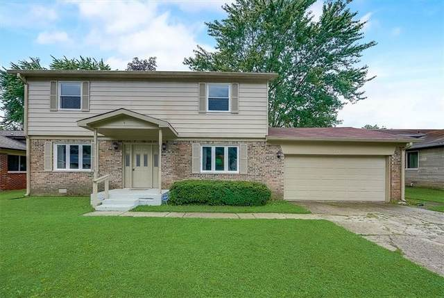 8945 Jackson Street, Indianapolis, IN 46231 (MLS #21796066) :: Mike Price Realty Team - RE/MAX Centerstone