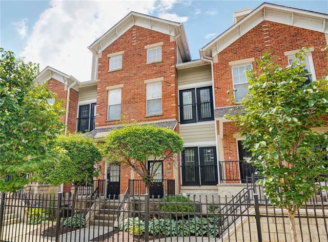 6581 Reserve Drive #6581, Indianapolis, IN 46220 (MLS #21796080) :: Richwine Elite Group